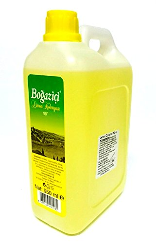 BOGAZICI Zitronen Duftwasser Kolonya - Limon Kolonyasi Bidon 950ml -