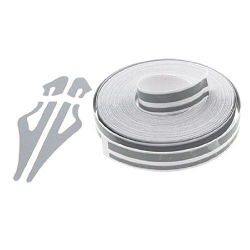 Auto-striping-tape (DealMux Grey Car Auto Stripe Adhesive Striping Tape Sticker Film W12 x L9800mm)