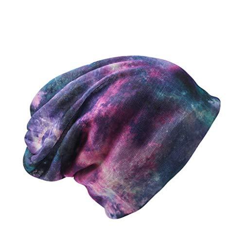 Imagen de aegkh nuevas mujeres ocasionales del sombrero de las señoras hechas punto  de otoño del resorte bufanda skullies de las mujeres gorro fashion beanies venta, c