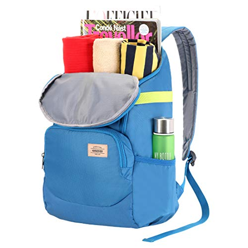 American Tourister Copa 22 Ltrs Teal Casual Backpack (FU9 (0) 11 002) Image 4