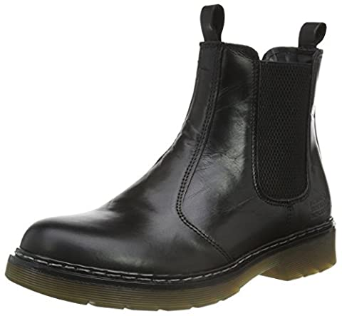 Bullboxer Damen 875M76143A Chelsea Boots, Schwarz (2495), 38 EU
