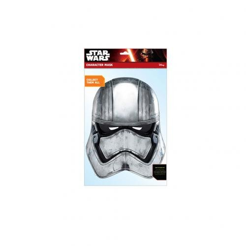 Star Wars Episode 7 Captain Phasma Face -