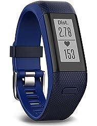Garmin Vívosmart HR+ Bracelet de Fitness avec GPS et Cardio Poignet Vivosmart