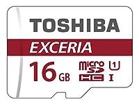 Toshiba EXCERIA M302-EA. Capacità: 16 GB, Tipo flash card: MicroSDHC, Flash memory class: Class 10. Colore del prodotto: Rosso, Bianco, Funzioni di protezione: Resistente agli urti, Resistente all?acqua, A prova di raggi X. Larghezza: 1,1 cm,...