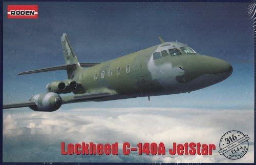 roden-316-model-kit-lockheed-c-140a-jetstar