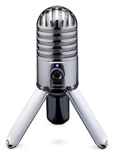 Samson Meteor Mic USB StudioMikrofon