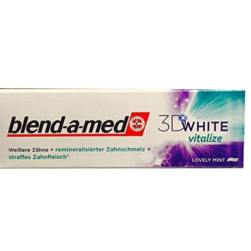 blend-a-med Zahnpasta 3D White vitalize 75ml