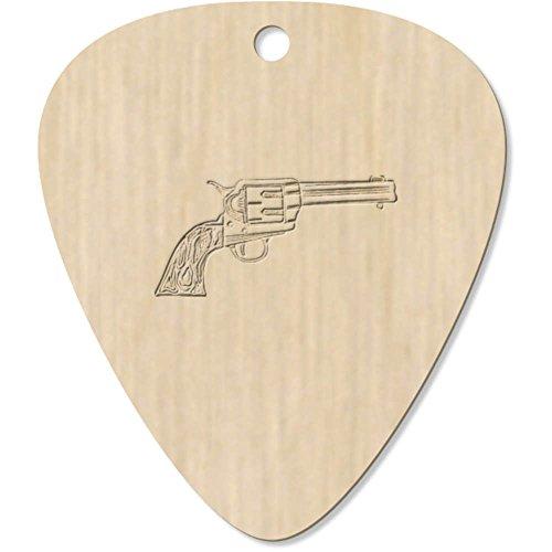 Azeeda 7 x 'Pistola' Guitarra Púa GP00009000