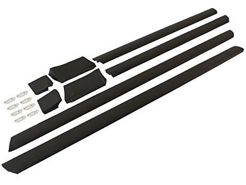 4X Zierleisten Türleisten Seitenleisten Leisten Clips für 100 C4 1991-1994