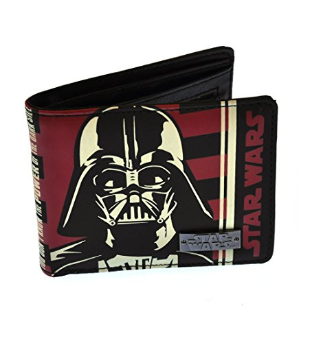 Disney Star Wars Darth Vader Classic Collection Bi-Fold Wallet