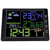 Proprietà del prodottoTipo:Orologi di allarmeMateriale: PlasticaTipo di visualizzazione:DigitaleTipo di schermo:LEDnumero modello:Orologio allarme digitale