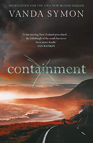 Containment (Sam Shephard Book 3) by [Symon, Vanda]