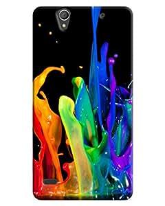 FurnishFantasy 3D Printed Designer Back Case Cover for Sony Xperia C4,Sony Xperia C4 Dual