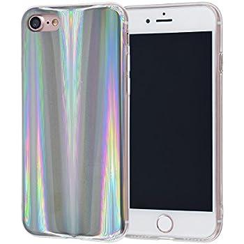 coque iphone 8 plus holographique