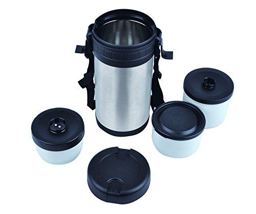 Mack Thermobehälter 1L dopelwandig Edelstahl Foodbehälter...