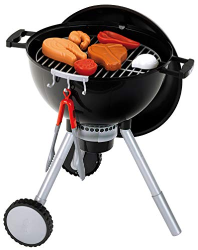 klein, Barbecue Weber One Touch Premium, Noir, Gris