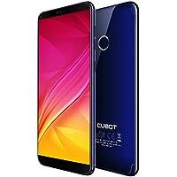 """Moviles Libre Cubot R11 Smartphone Libre de 5.5"""" 3G Android 8.1 Dual Sim 2GB RAM+16GB ROM Quad-Core MT6580 Dual Camara Trasera 13MP+2MP/Frontal 8MP Bateria 2800mAH (Azul)"""