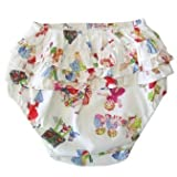 Powell Craft Frilly Knickers in Girls at Play Design