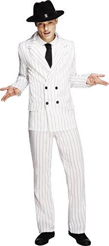 r Kostüm, Jacke, Hose und Schlips, Größe: M, 31079 (Gangster Frau Halloween Kostüme)