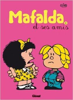 Mafalda, Tome 8 : Mafalda et ses amis de Quino,Jacques Meunier (Traduction) ( 9 février 2011 )