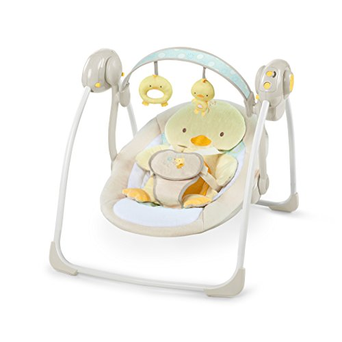Bright starts kids ii 10241 altalena a dondolo per for Chaise vibrante