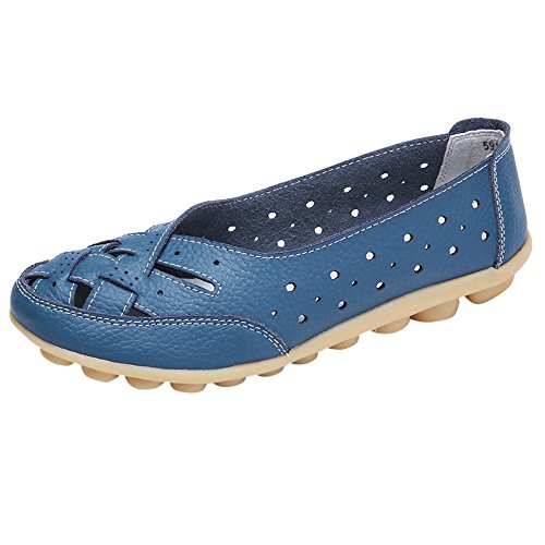 Dorical Chaussures Femme,Pois à Tête Ronde pour Femmes Chaussures Trou Chaussures Sandales Chaussures de Sport Chaussures Plates,Chaussures Femme Escarpins Mary Janes Mocassins Ballerines