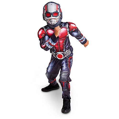 Disney Store Deluxe Ant Man Antman Light Up Costume Kids Size S Small 5 - 6 by Disney