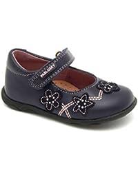 Pablosky, 662822, Zapato Velcro Azul Marino de Niños, Talla 31