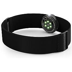 Polar OH1 Sensor Óptico de Frecuencia Cardíaca, Unisex Adulto, Negro, M/XXL