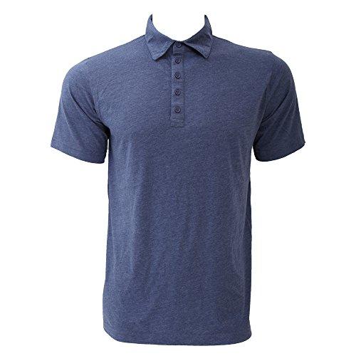 CanvasHerren Poloshirt Blau - Navy