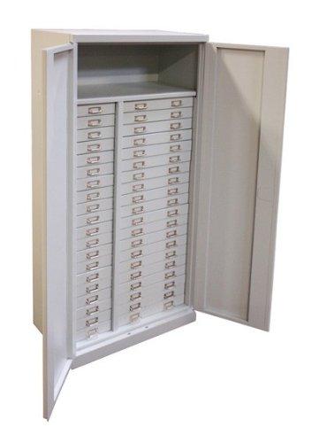 ADB Schubladenschrank Werkzeugschrank Materialschrank PLUS, 40 Schubladen