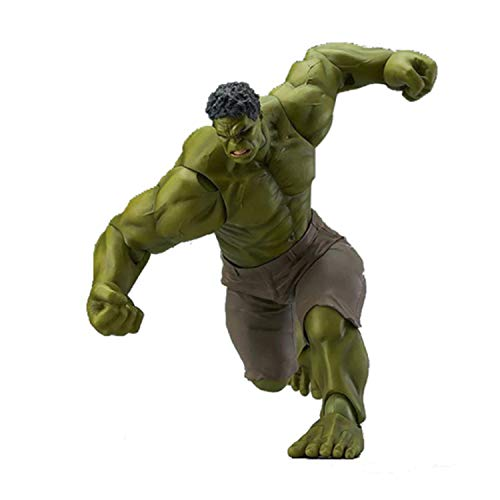 D/H Action Figure Spielzeug Modell Avengers 2 Hulk Modell Modellierung Szene Ornamente Souvenirs/Sammlerstücke/Handwerk 20 cm Kinderspielzeug Statue