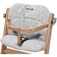 Safety 1st 2003191000 Timba Comfort Cushion - Cojín para trona (fijación rápida y sencilla,