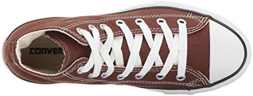 Converse Chuck Taylor All Star 015850-550-93, Unisex – Erwachsene Sneakers, Braun (Chocolate), EU 39 - 8