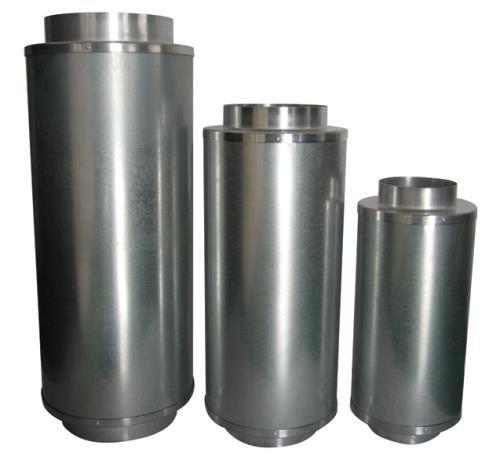 PHRESH Duct Schalldämpfer - Duct Carbon