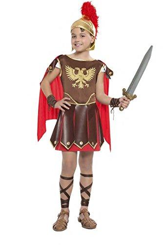 Imagen de disfraz romano aguila talla 7 9 años tamaño infantil