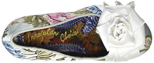 Irregular Choice - Yolanda, Scarpe col tacco Donna Blue (Pale Blue)