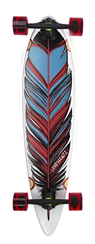 Landyachtz 2016 Maple Chief Feather Longboard Completo