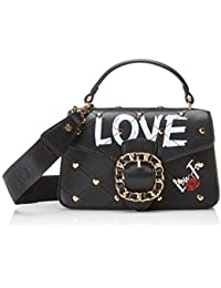 e13c34668e061 Amazon.it  Borsa Liu Jo - Nero   Borse a tracolla   Donna  Scarpe e ...