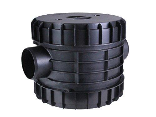 Überlauf-filter (PLURAFIT Filter mit Filtersieb, Wandmontage)