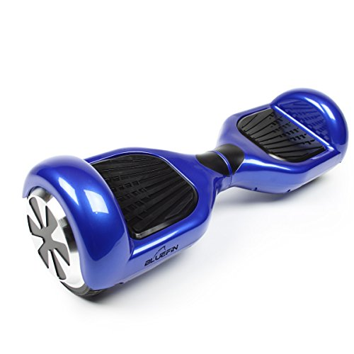 Bluefin Classic Swegway Hoverboard – Blue, 6.5 Inch