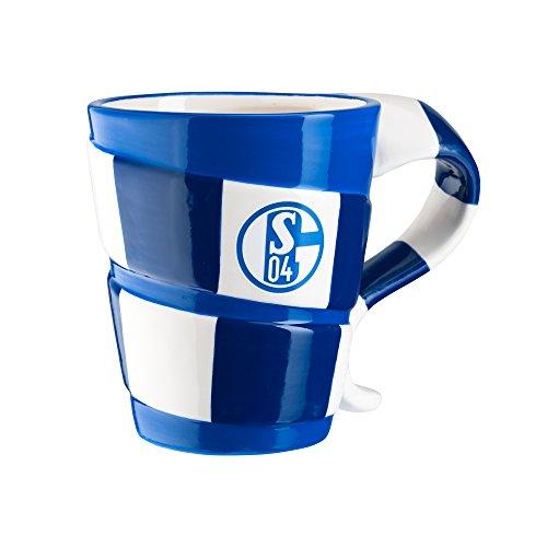 """Preisvergleich Produktbild FC Schalke 04 Tasse """"Schal"""""""