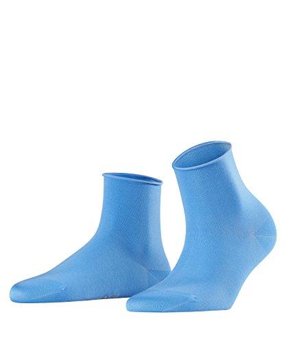 FALKE Damen Socken Cotton Touch Short, Blau (Lagoon 6018), 39-42 Preisvergleich