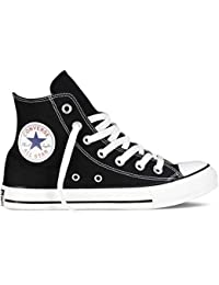 Chuck Taylor All Star Classic Sneakers alte - Nero  US Men 7.5   US Donna c95ddc99aaa