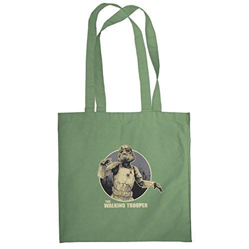 Texlab–The Walking Trooper–sacchetto di stoffa Oliva