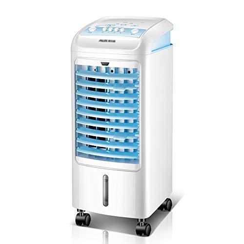 Klimaanlage Ventilator Lüfter Single-Kühlventilator mobile kleine Klimaanlage Ventilator vier Jahreszeiten verfügbar Befeuchter25 * 25 * 62cm (Lüfter Motor Single)