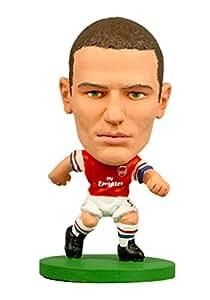 Soccerstarz Arsenal FC Thomas Vermaelen Home Kit