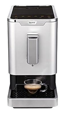 SCOTT UK - Slimissimo Fully Automatic Coffee Machine
