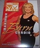 Winsor Pilates 3 DVD Set - 4 Great Workouts: MAXIMUM BURN BASICS, FAT BURNING, MAXIMUM BURN CARDIO, BUN & THIGH SCULPTING Workouts + BONUS Cookbook with Meal Plan & Exercise Planner Inside