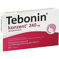 Tebonin konzent 240mg 30 stk preisvergleich bei billige-tabletten.eu